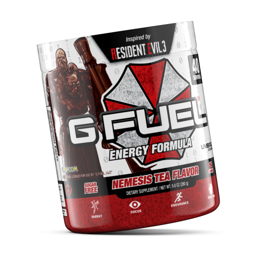 G FUEL| Nemesis Tea Flavor Tub