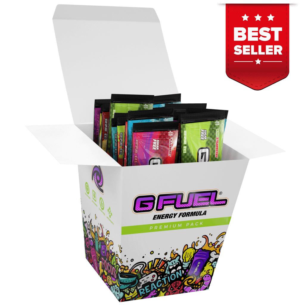Premium 20 Pack (Most Popular Flavors)