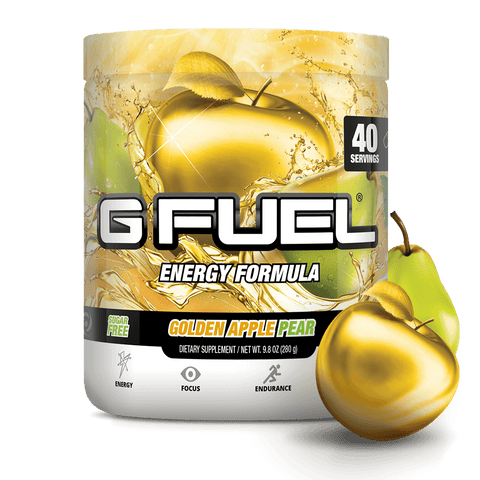 G FUEL Tubs - Energy Drink & Supplement Tubs for Gamers