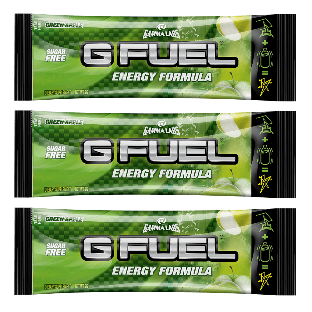 Green Apple (3 Pack)