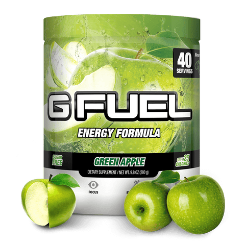 Green Apple Tub - 40 servings
