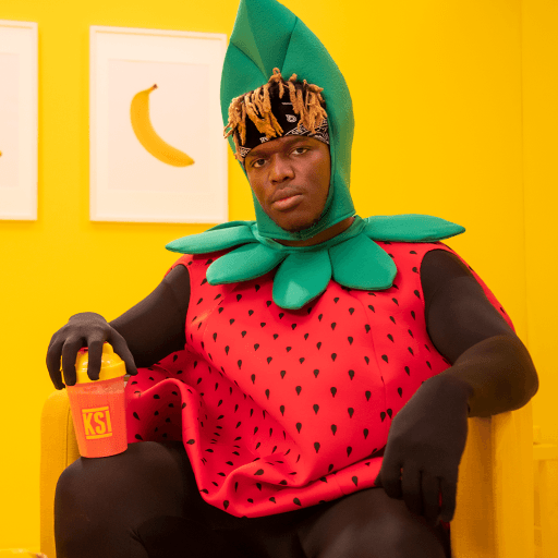 KSI's Strawberry Banana