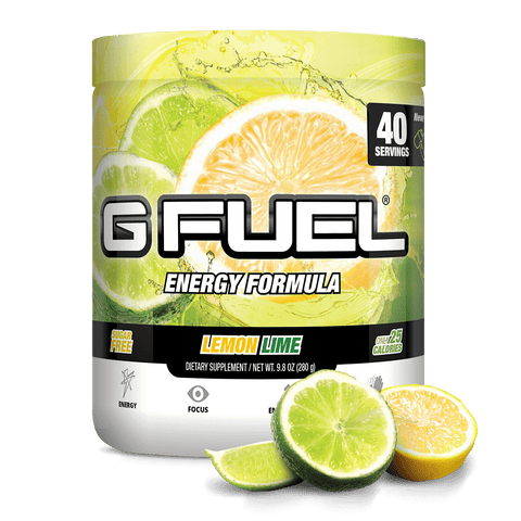 Lemon Lime Tub - 40 servings