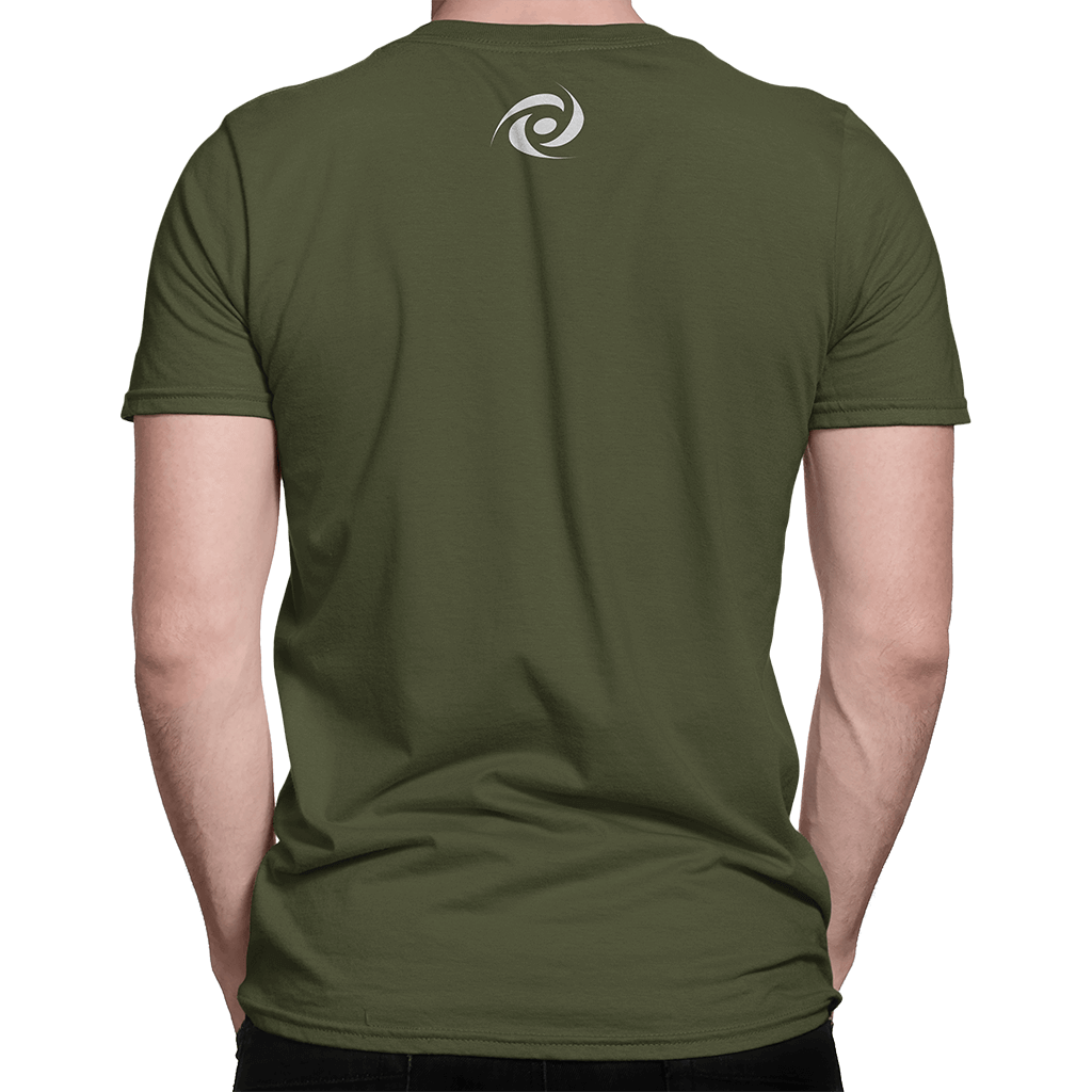 G FUEL Energy Formula Logo (Army Green)