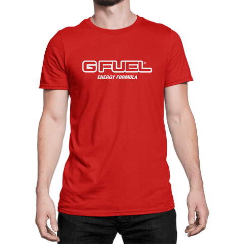 G FUEL Energy Formula Logo (Red)