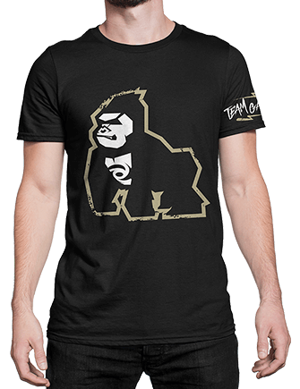 T-Shirt - OG Gorilla (Black)
