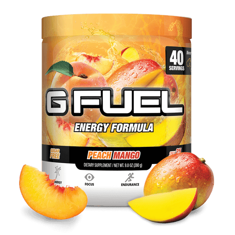 Peach Mango Tub - 40 servings
