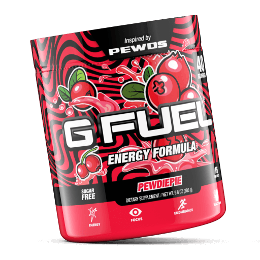 G FUEL| PewDiePie Tub