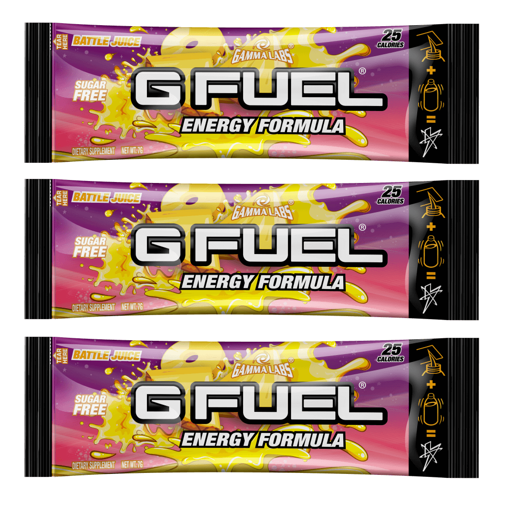 FaZe Clan's Battle Juice (3 Pack)