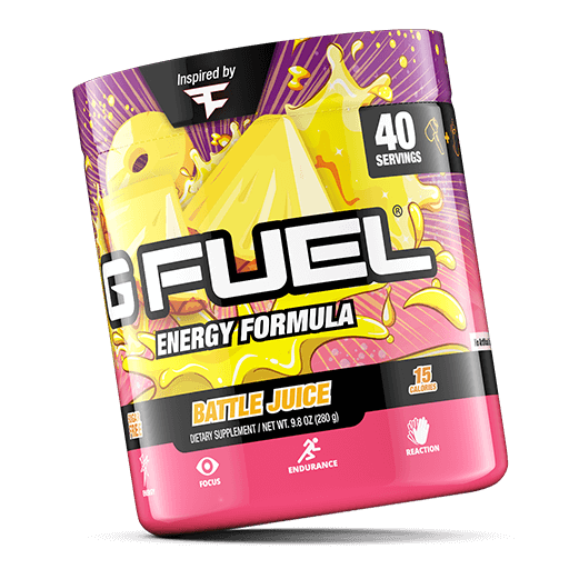 G FUEL| Battle Juice Tub