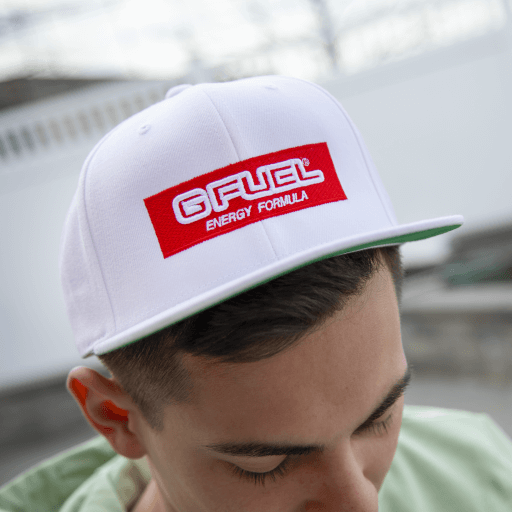 G FUEL Red Box Logo (Snapback Hat)