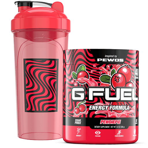 G FUEL| CewTie Pie Bundle Bundle (Tubs)