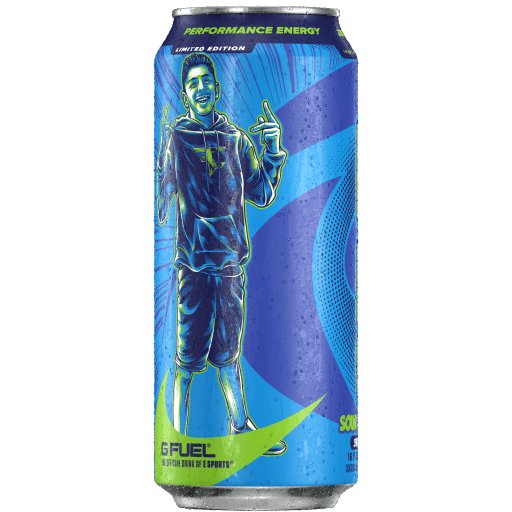 Sour Blue Chug Rug Cans (4 Pack)