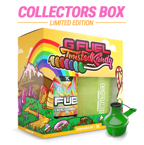 Team Kaliber's Twisted Kandy Collectors Box