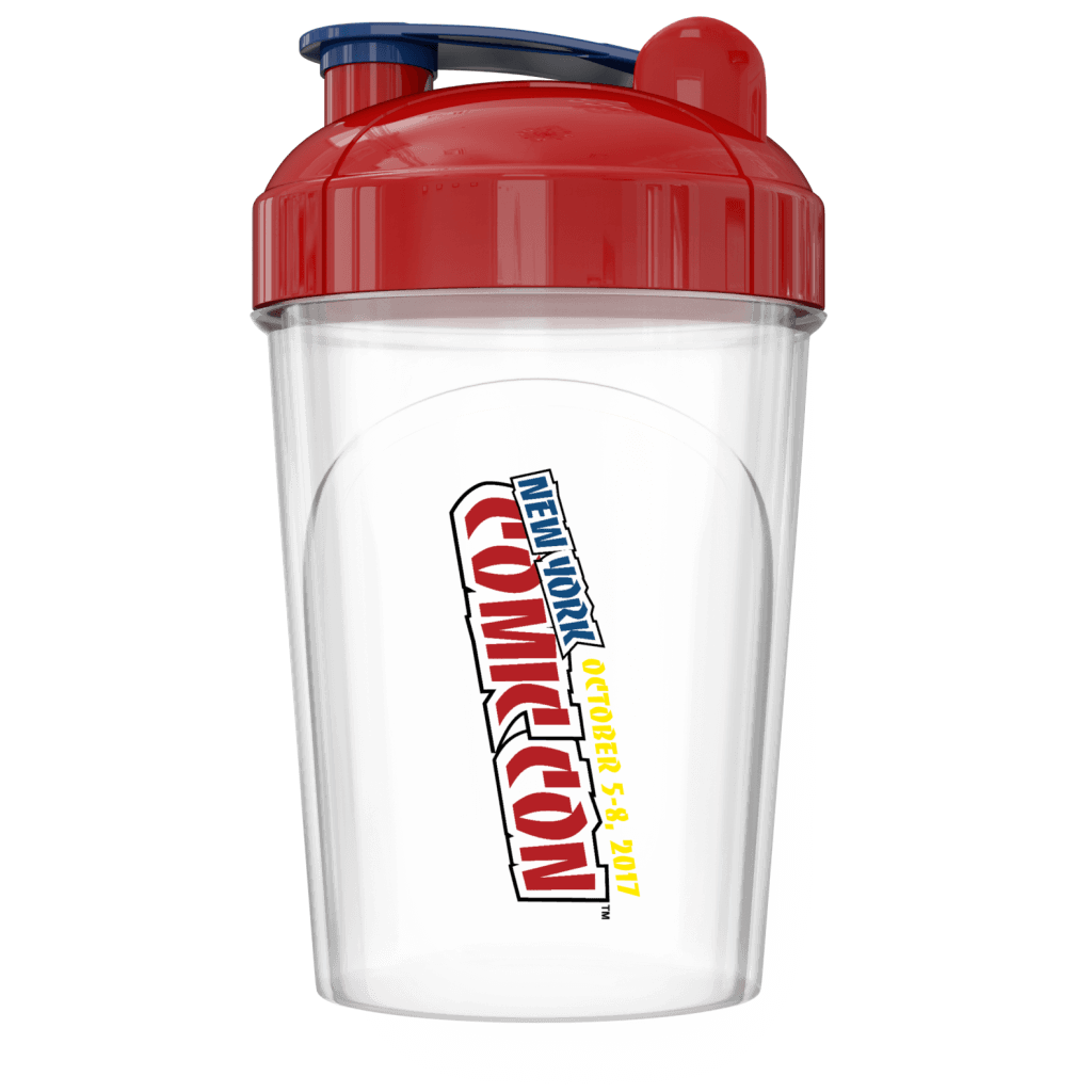 [Silver Tier Reward] Official NYCC 2017 Shaker Cup