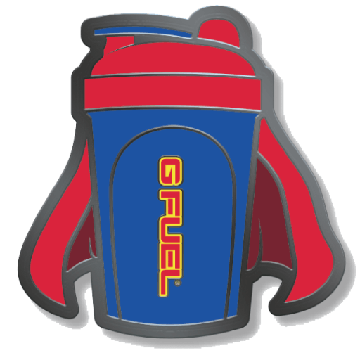 [PINTRILL x G FUEL] NYCC 2018 Collector's Pin