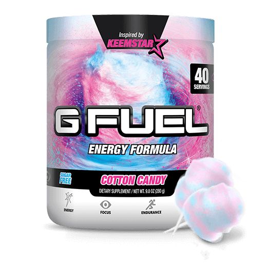 Keemstar's Cotton Candy