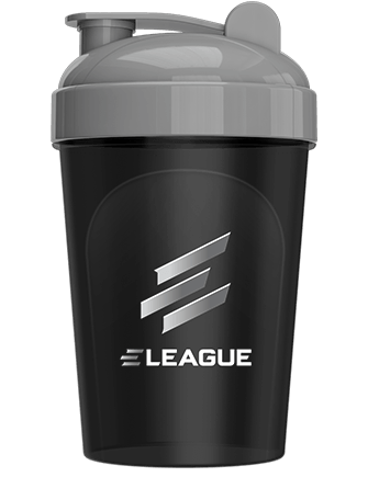 Shaker Cup - Double ELEAGUE Logo