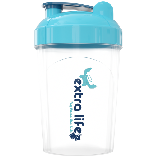 [Bronze Tier Reward] The Extra Life Shaker Cup