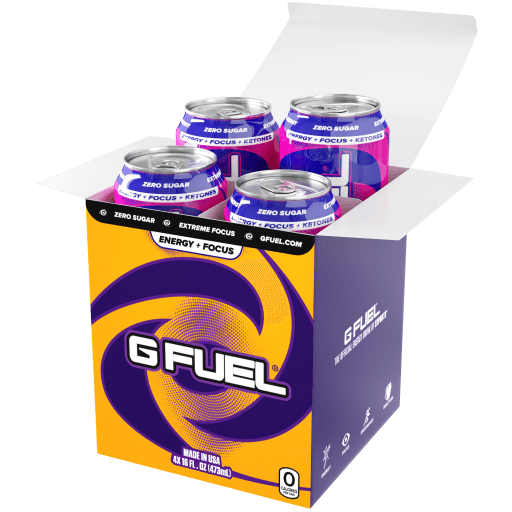 FaZeberry Cans (4 Pack)