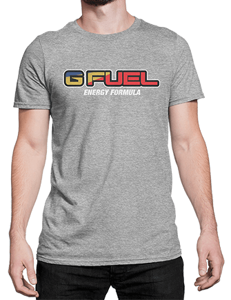 T-Shirt - G FUEL x FaZe 2.0 (Gray)