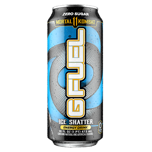 G FUEL| Ice Shatter (Cans 4 Pack) RTD (Waitlist)