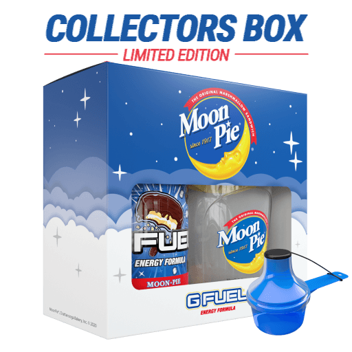 MOON ® PIE Flavor (Collectors Box)