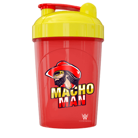 Shaker Cup - Macho Man (WWE Edition)