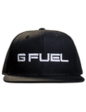 Snapback Hat - White G FUEL Logo