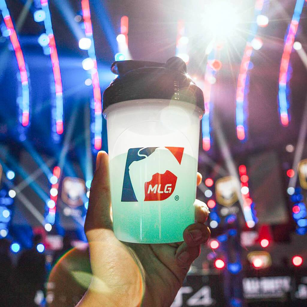Shaker Cup - Official MLG® (Retro Logo)