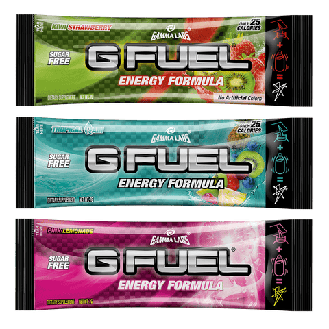 G FUEL Hydration - Strawberry Lemonade Tub (Shaker Cup Bundle)