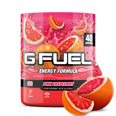 Shop G FUEL Flavors & Products - Gaming Energy Drink Flavors