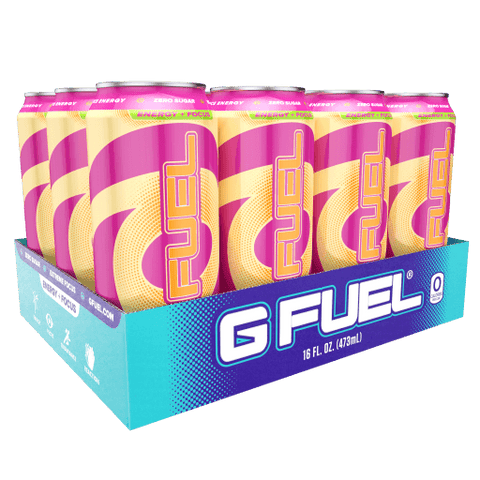 View Our Newest and Best Energy Drinks and Shaker Bottles – G FUEL