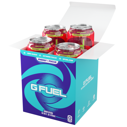 Sour Cherry Cans (4 Pack)