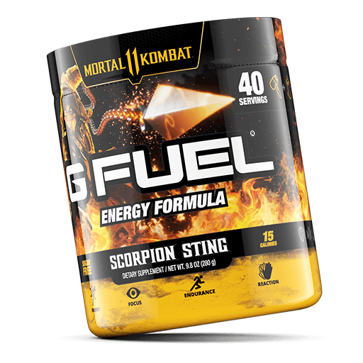 G FUEL| Scorpion Sting Tub