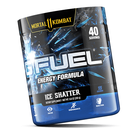 G FUEL| Ice Shatter Tub
