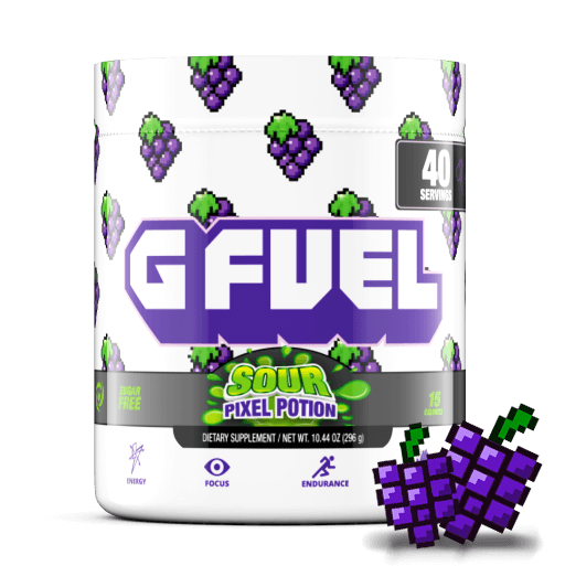 Sour Pixel Potion (Sour Grape)