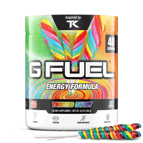 Team Kaliber's Twisted Kandy Tub - 40 servings