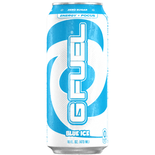 Blue Ice Cans (12 Pack)