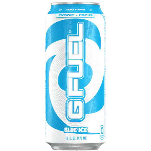 G FUEL| Blue Ice (Cans 4 Pack) RTD