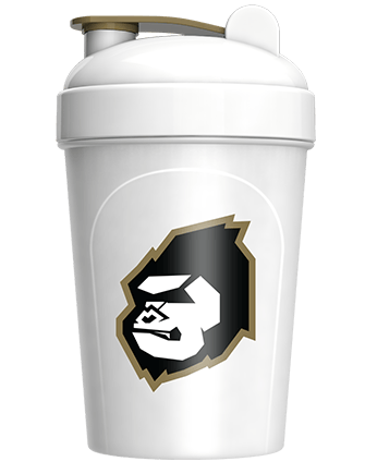 Shaker Cup - Gamma Gorilla (White Out Edition)