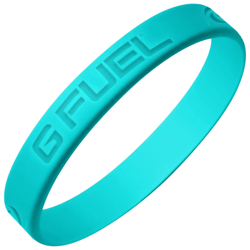 [Bronze Tier Reward] G FUEL Logo Wristband