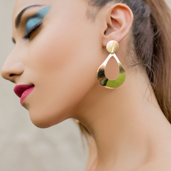 Boho Earrings-Gold