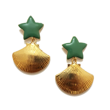 Load image into Gallery viewer, Shining Star Earrings