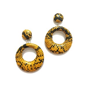 Wild Things Drop Earrings