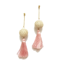 Load image into Gallery viewer, Pink Out Of The Box Earrings