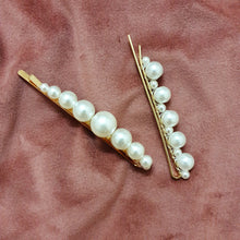 Load image into Gallery viewer, You Go Pearl Hairpins (Pack of 2)