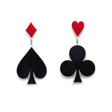 Clubs & Spades Earrings