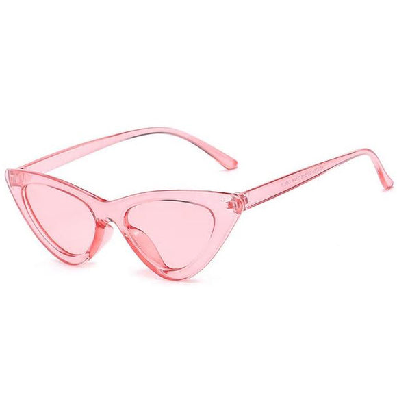 Candy Cat Eye Sunglasses-Pink