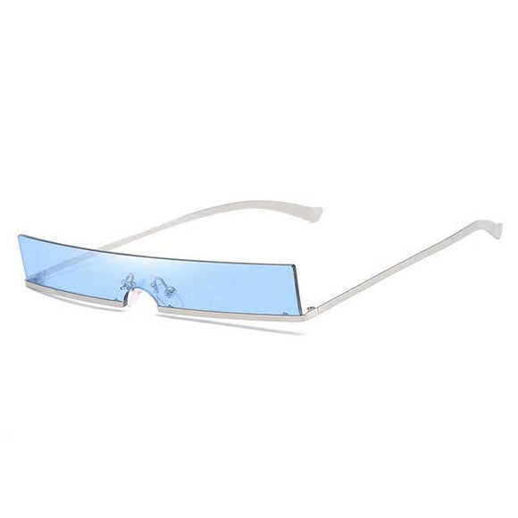 Sass in all shapes Sunglasses-Blue